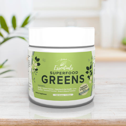 Body Groove Essentials Superfood Greens