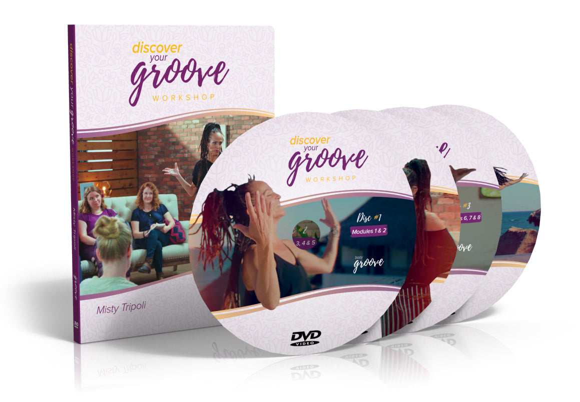 Discover Your Groove At-Home Workshop (Special Savings)
