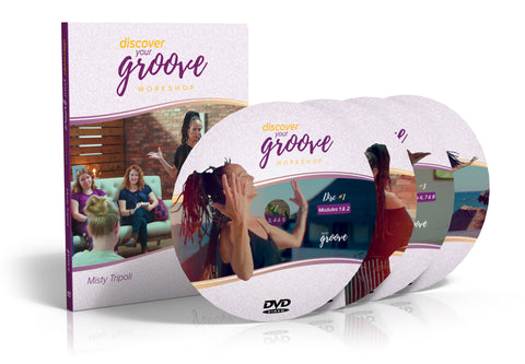Discover Your Groove At-Home Workshop