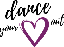 Dance Your Heart Out logo