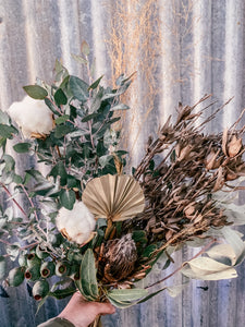 Everlasting & Forever Bouquet Medium | florists choice