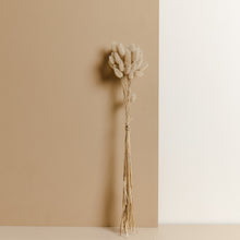 Bunny Tail Bunch (Light natural/ soft Beige/ Brown)