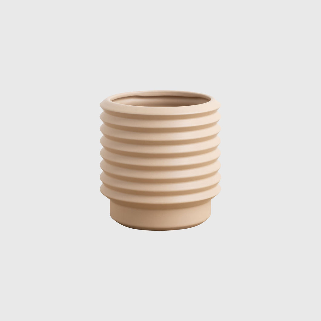 Medium Berlin Planter Nude (120mm Pot Size)