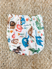 Panda Eco by Luvme Reusable Swim Nappy ANIMAL - LittleShoppers