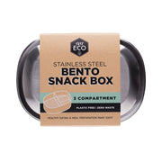 Ever ECO Bento Snack Box 3 Compartment - LittleShoppers