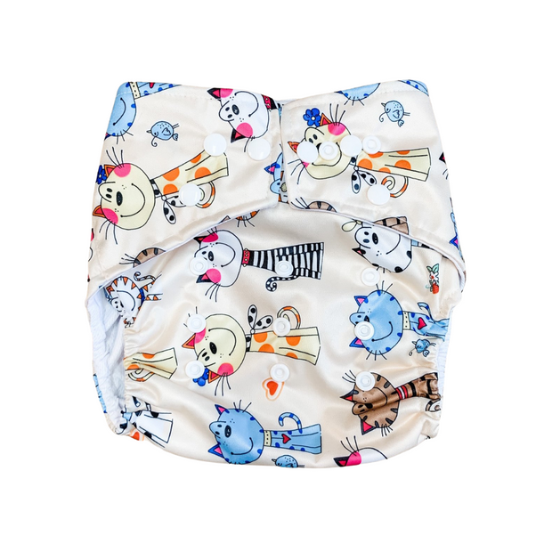 Pandas by Luvme ECO Reusable Swim Nappies CAT - LittleShoppers