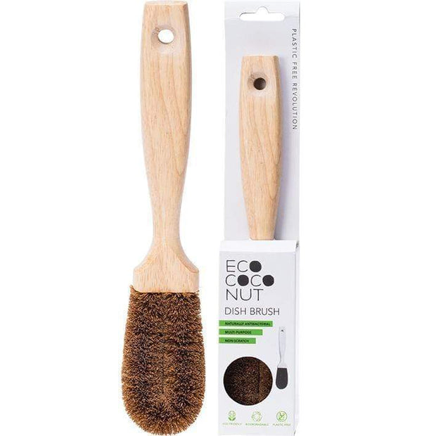 Eco Coconut Dish Brush - LittleShoppers