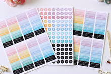 Cake Planner Stickers