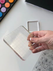 Acrylic Stamping Blocks