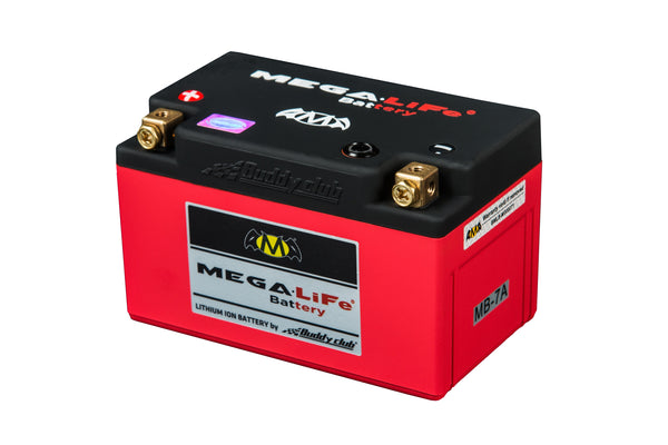 MEGALiFe - MB-7A-S Lithium Iron Phosphate Battery