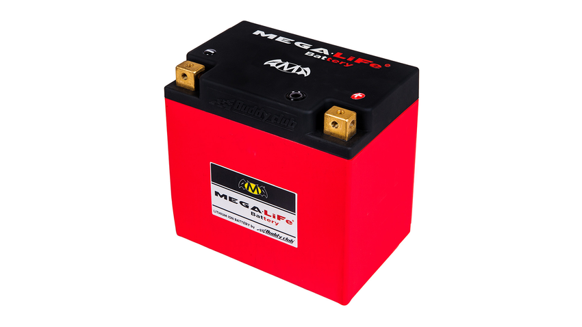 MEGALiFe - MB-30L Lithium Iron Phosphate Battery