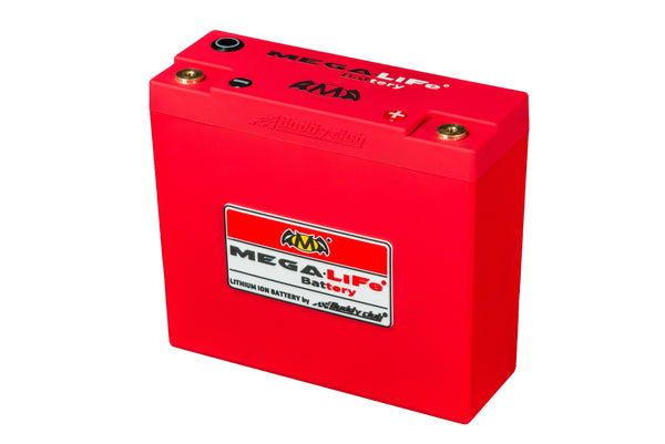 MEGALiFe MR-40 Lithum Ion Battery