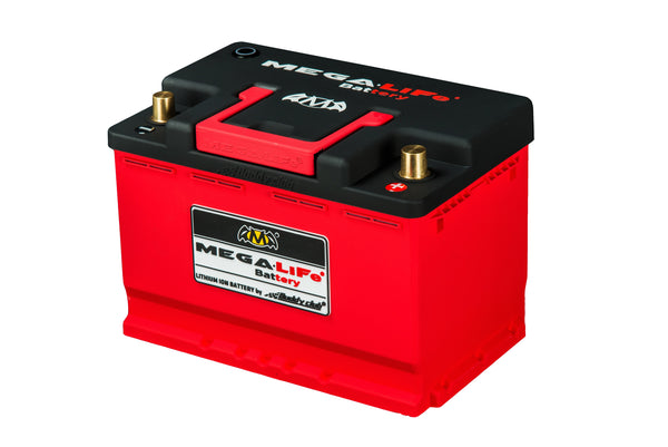 MEGALiFe MV-072 Lithium Ion Battery