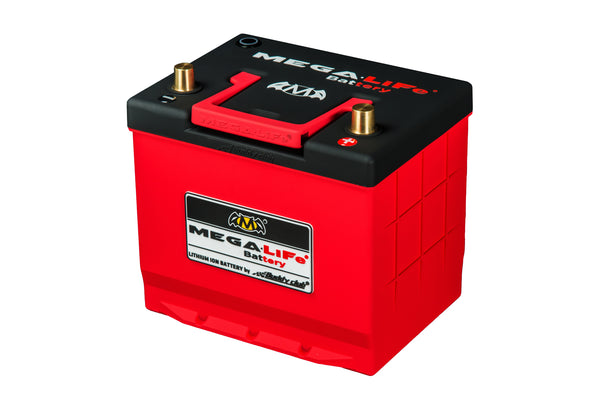 MEGALiFe MV-23L Lithium Ion Battery