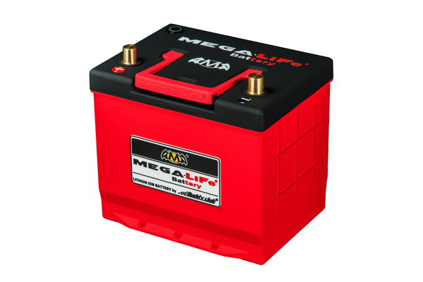 MEGALiFe - MV-550 Lithium Iron Phospahte Battery
