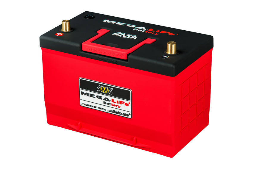 MEGALiFe MV-31R Lithium ION Battery