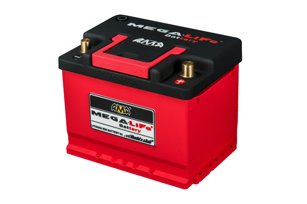 MEGALiFe MV-66 Lithium Ion Battery