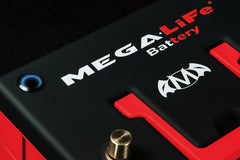 MEGALiFe Lithium Ion Battery