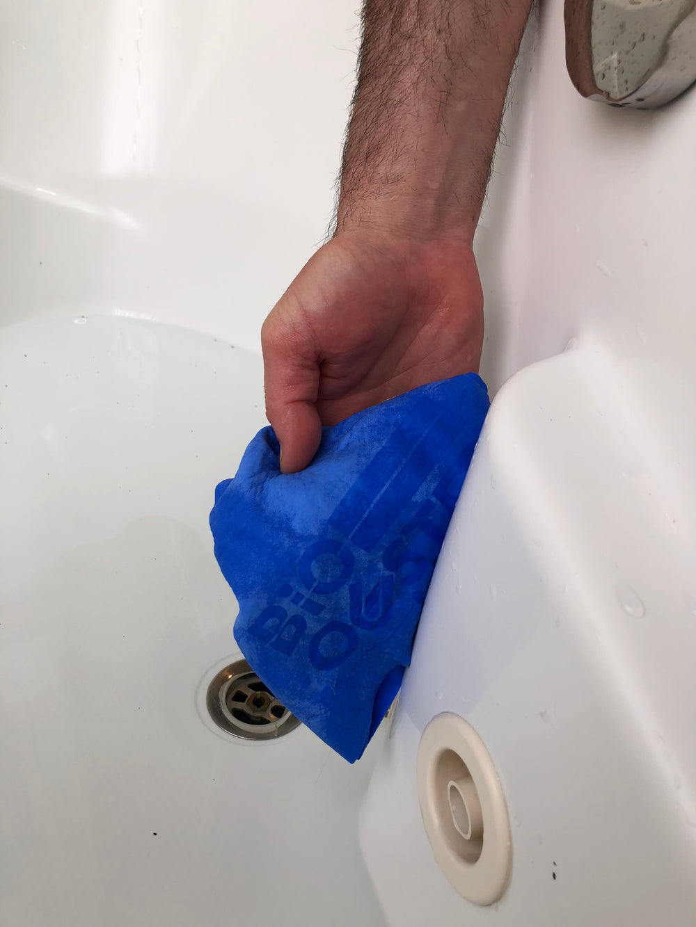 Microfiber Cleaning Chamois