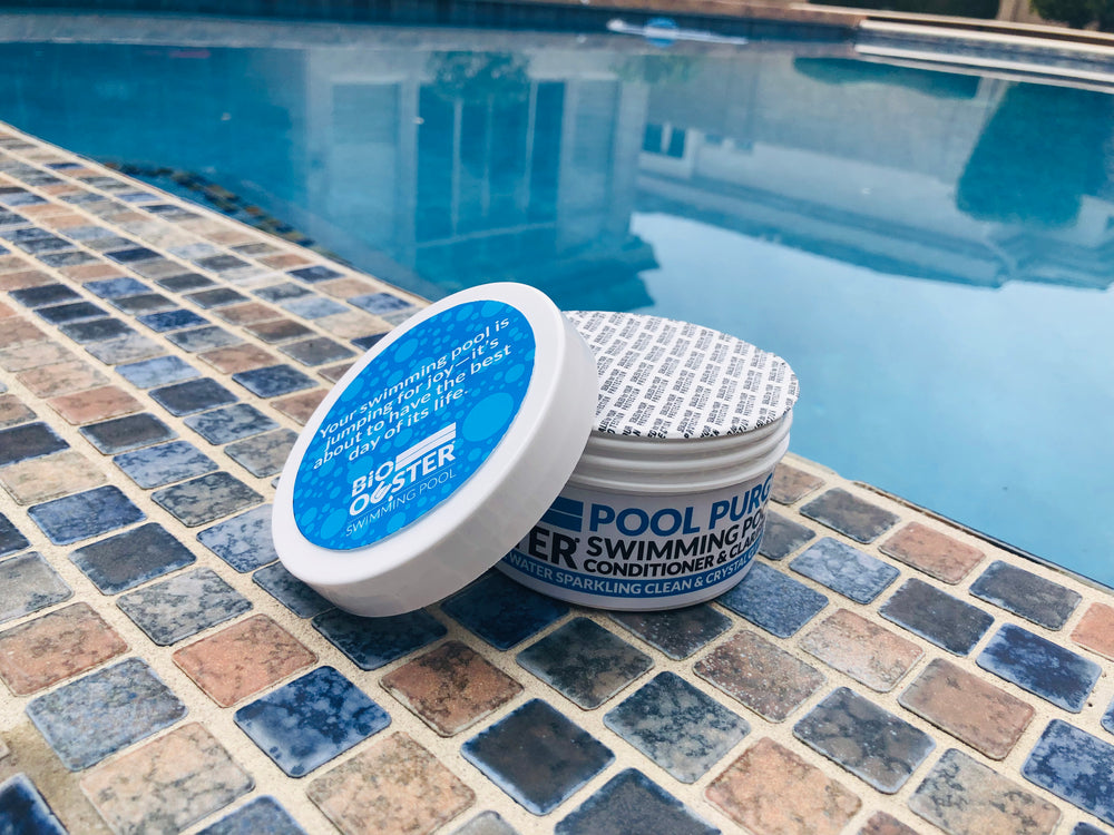 Pool Purge- Swimming Pool Conditioner & Clarifier