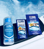 Complete Hot Tub Cleaning Restoration Kit <BR>(Lasts 3 Months)