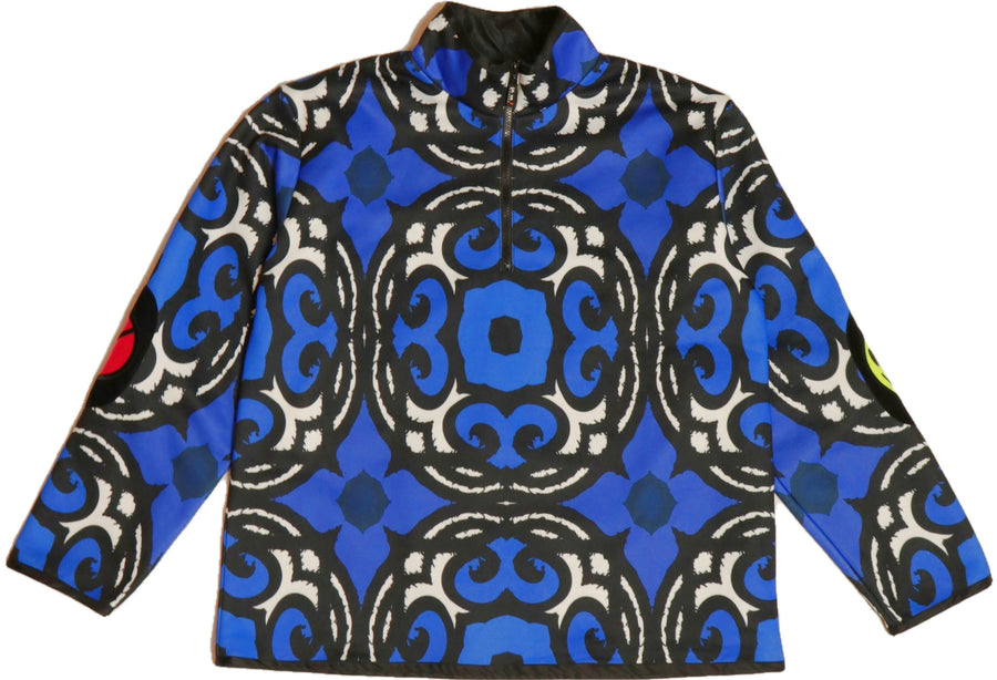 [L'OUZBEK] SKI MAN FLEECE