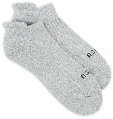 Low-Cut Sock (Gray)