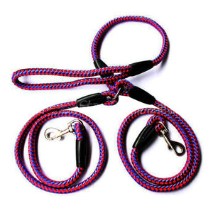 Dual Braided Leash