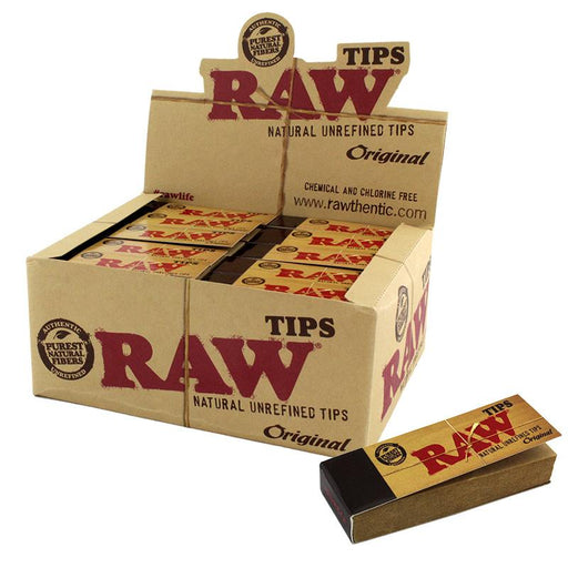 RAW Original Tips - SmokeZone 420
