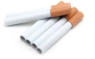 "3"" Self Cleaning Metal Cigarette Pipe (6 Pack) - SmokeZone 420"