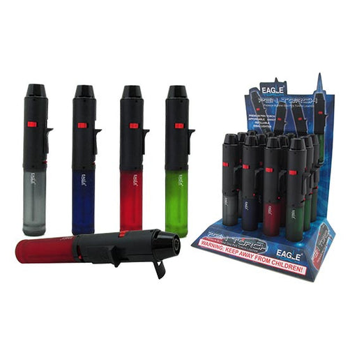 Eagle Pen Torch (12 Pens Per Box) - SmokeZone 420