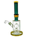 "14"" Cylinder Shower Perc Dab Water Pipe - SmokeZone 420"