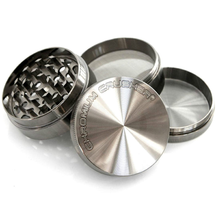Chromium Crusher® 2.2 Grinder - SmokeZone 420
