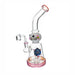"11"" Animal Face Bent Mouth Dab Rig - SmokeZone 420"