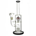"12"" Eyeball & Matrix Perc Water Pipe - SmokeZone 420"