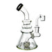 "6"" Triple Ring Beaker Base Dab Rig - SmokeZone 420"