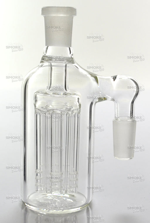 14/14mm Clear Tree Perc Ash Catcher - SmokeZone 420