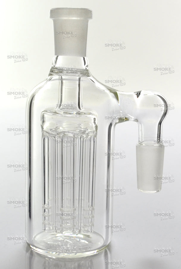 14 mm Clear Tree Perk Ash Catcher - SmokeZone 420