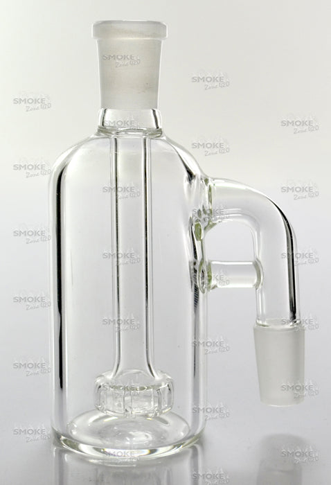 14/14mm Clear Shower Perc Ash Catcher - SmokeZone 420