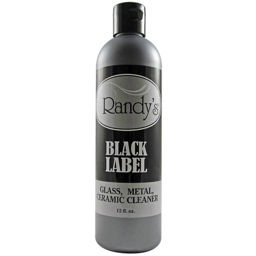 Randy's Black Label Cleaner 12oz - SmokeZone 420
