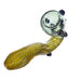 "4.5"" Air Pock Sherlock Hand Pipe - SmokeZone 420"