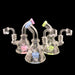 "6"" Slime Color Mini Cheese Dab Rig - SmokeZone 420"