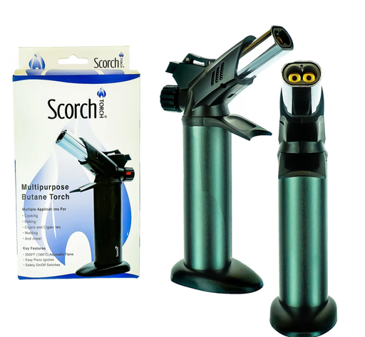 Scorch 61450-2T Double Flame Torch - SmokeZone 420