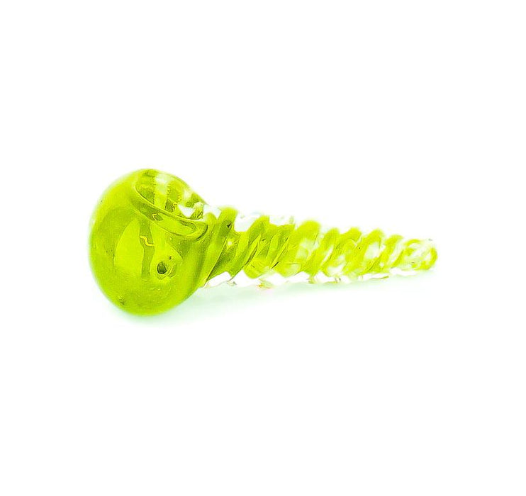 "3"" Twisted Color Hand Pipe - SmokeZone 420"