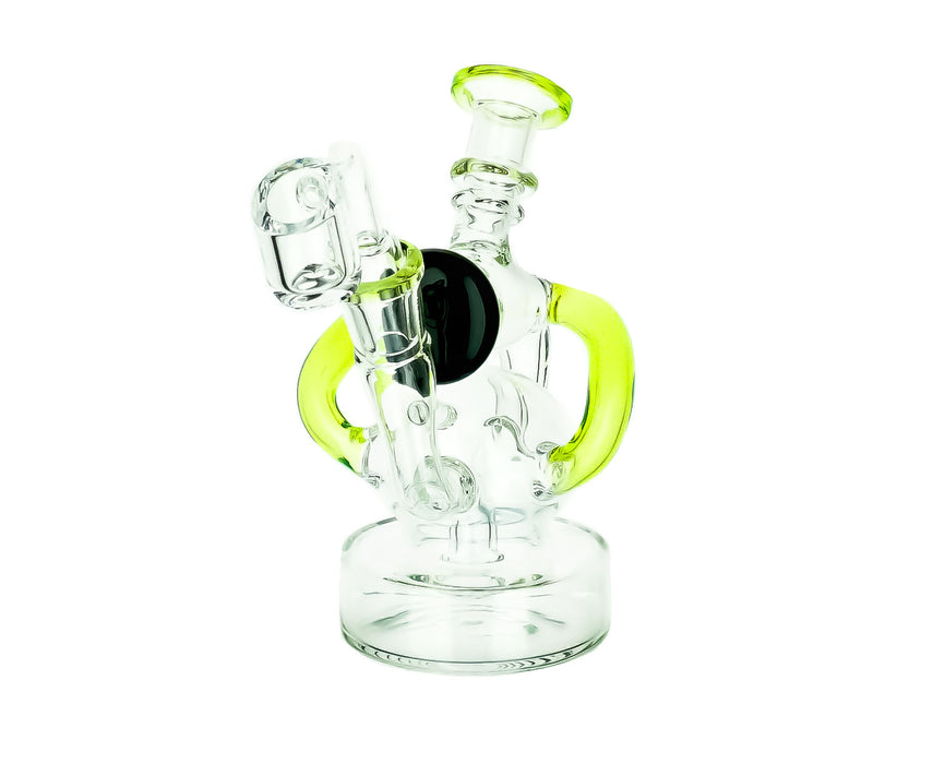 "6"" Space Recycler Dab Rig - SmokeZone 420"