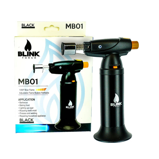 Blink MB-01 Torch - Black - SmokeZone 420