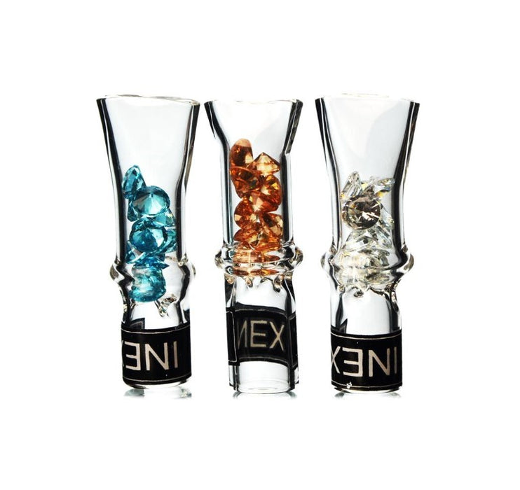 INEX Brand Jewel Glass Tip Display - SmokeZone 420