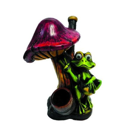 Peace Frog Pipe - SmokeZone 420