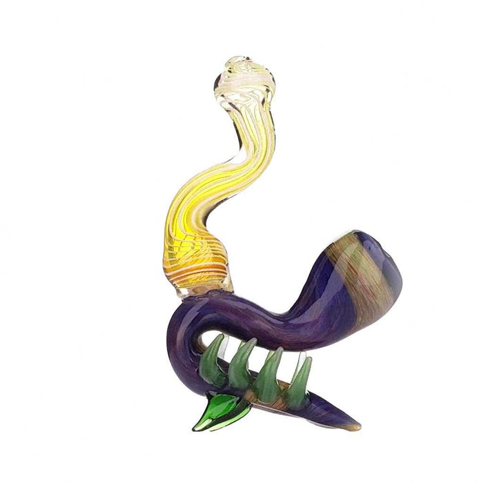 Heady Fly Trap Sherlock Pipe - SmokeZone 420