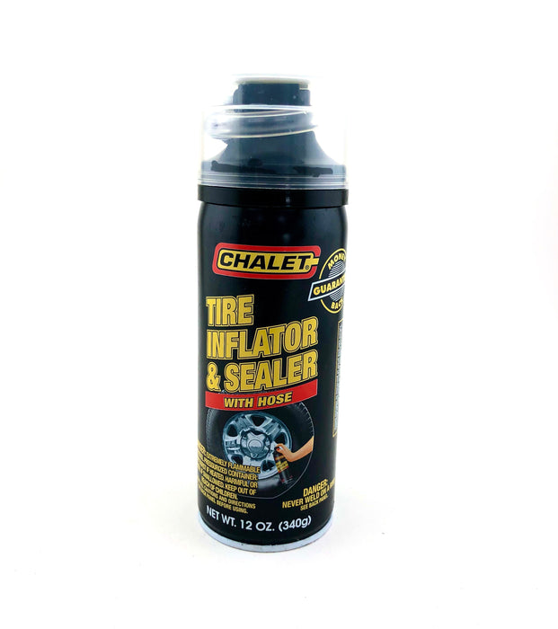 Tire Inflator & Sealer Safe Can - SmokeZone 420